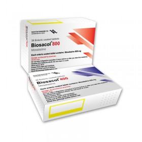 Biosacol 400 & 800